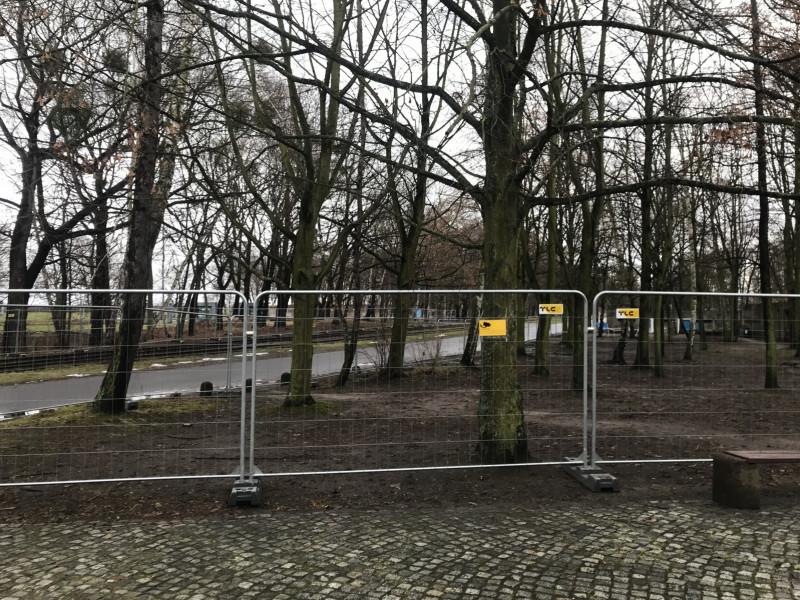 Tak teraz wygląda teren Westerplatte