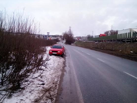 Okradziono auto przy ul. Lubowidzkiej w Gdańsku
