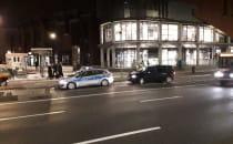 Interwencja policji w centrum Gdańska
