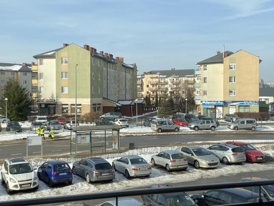 Awaria na Wilanowskiej