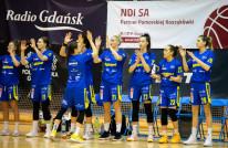 DGT AZS Politechnika Gdańska - VBW Arka Gdynia 75:91 w derbach koszykarek