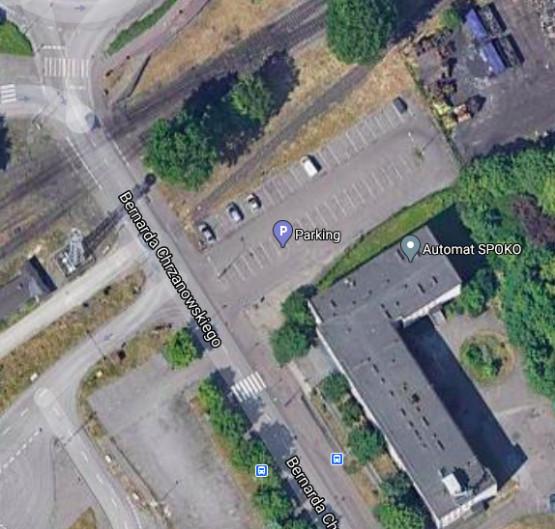 Interwencja strażaków przy Chrzanowskiego w Gdyni