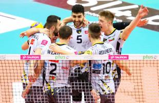 Trefl Gdańsk - Verva Warszawa Orlen Paliwa 3:1. Wygrana siatkarzy na otwarcie play-off