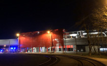 Wypadek na stacji PKM Strzyża