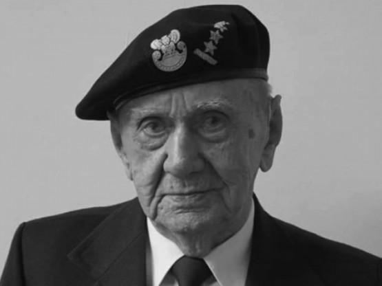 Zmarł kpt. Wacław Butowski, jeden z ostatnich żołnierzy gen. Maczka