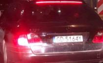 Uważać na agresorów z Mercedesa