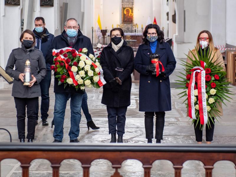 Uczcili pamięć ofiar katastrofy smoleńskiej