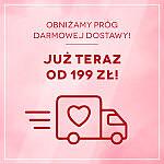 Darmowa dostawa od 199 zł