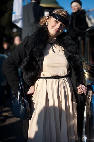 Elegancka dama