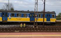 Opóźnienia w kursowaniu pociągów SKM do 40...