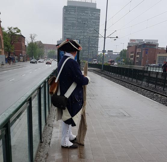 Żołnierz Napoleona W Gdańsku