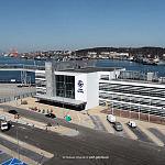 Budynek publicznego terminalu promowego w Porcie Gdynia