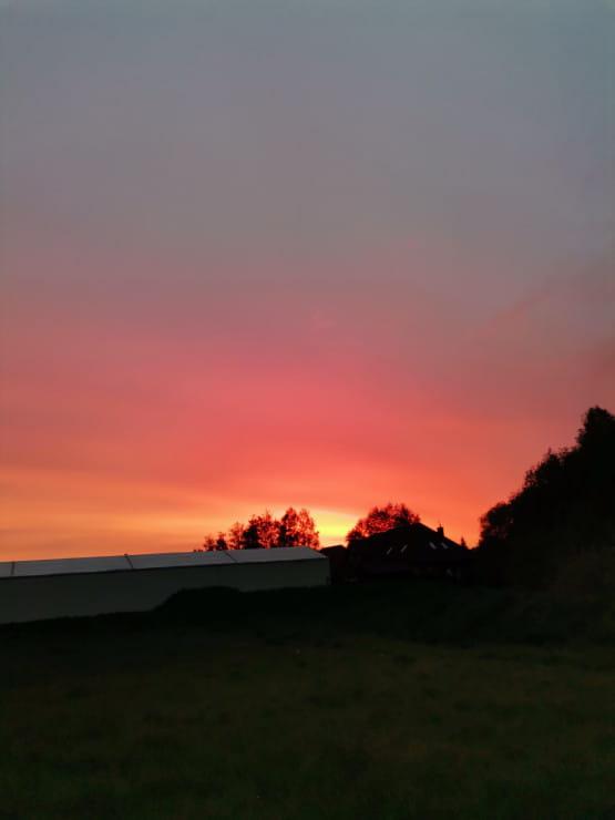 Zachód Słońca w Trójmieście