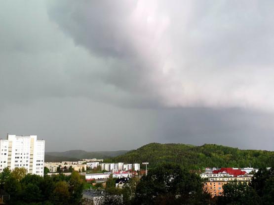 Burza nad Chylonią