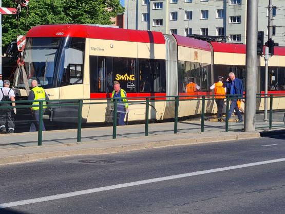 Trwają próby postawienia tramwaju na