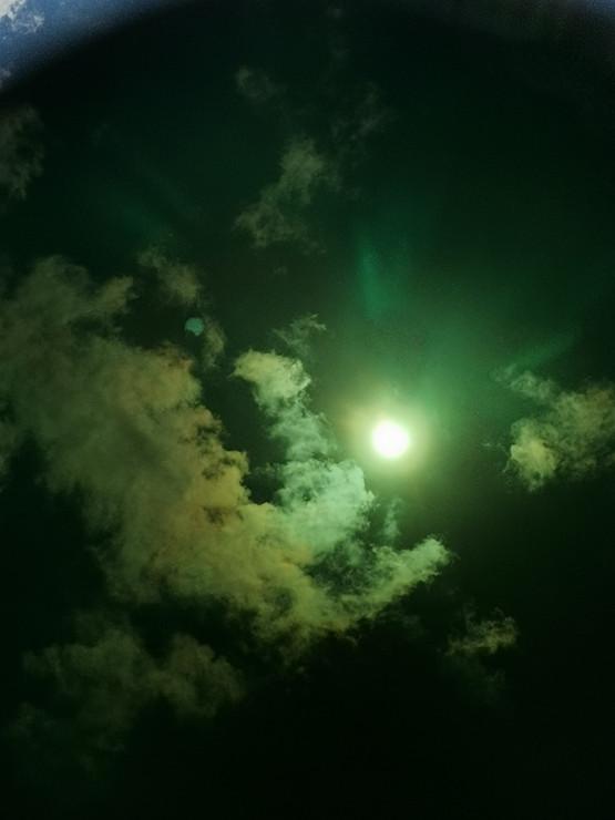 Zaćmienie słońca w Trójmieście