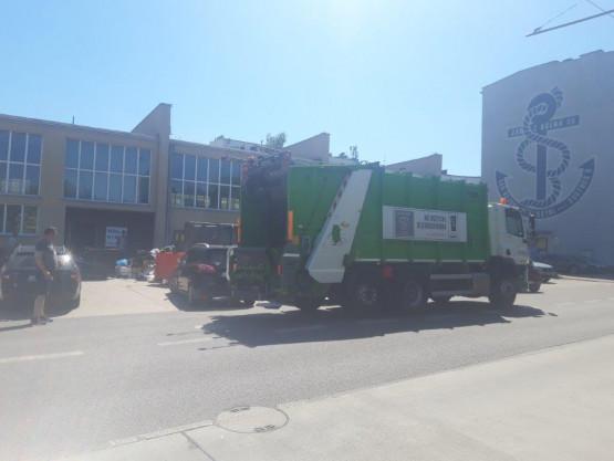 Okolice Hala Rybnej w Gdyni już posprzątane