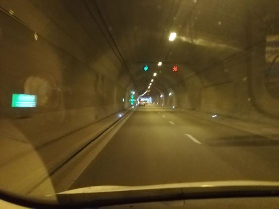 Awaria busa w tunelu pod Martwą Wisłą