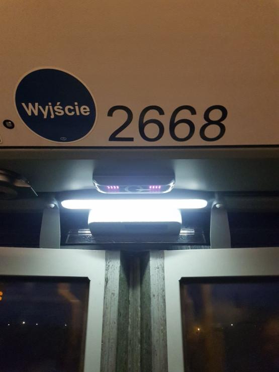 Autobus 167 do dworca kierowca