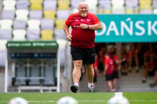 Lechia Gdańsk - FK Panevezys 3:2. 27 piłkarzy na prezentacji zespołu