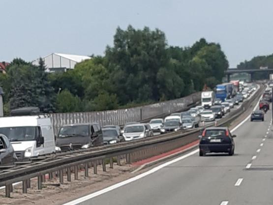 Korek od Straszyna do A1