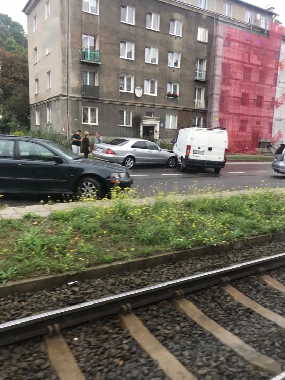 Wypadek na Kartuskiej