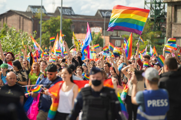 VI Marsz Równości w Gdańsku