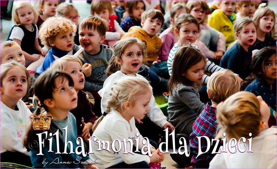 Fiharmonia dla Dzieci - cudowne koncerty dla dzieci - Grand Hotel Sopot