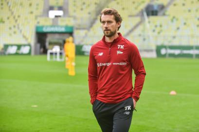 Lechia Gdańsk. Kaczmarek trenerem, nowy Indonezyjczyk i kontrakt Conrado