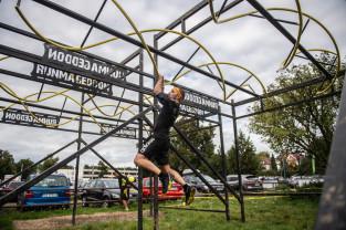 Setny Runmageddon w Gdyni. Weekend z biegami przeszkodowymi w błocie i na piasku