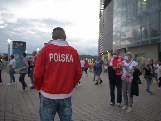 Za godzinę mecz Polska - Rosja w Ergo Arenie