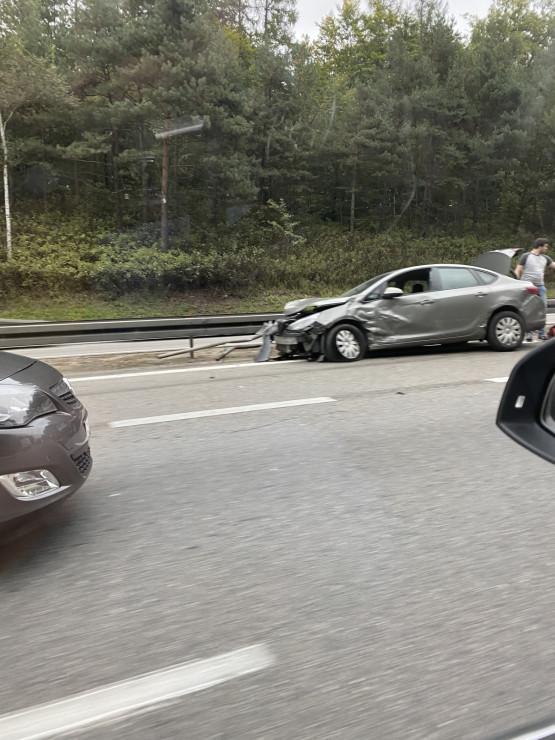 Wypadek przeć Chwarznem kier Gdansk