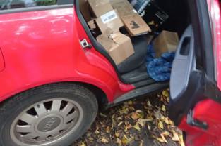 Ktoś ukradł auto i porzucił