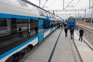 Wodorowa lokomotywa i inne atrakcje. Trwają targi Trako