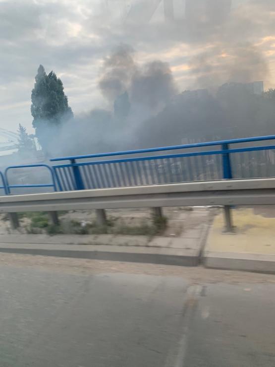 Dym nad Przeróbką