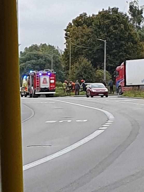 Zdjęcia z wypadku w św