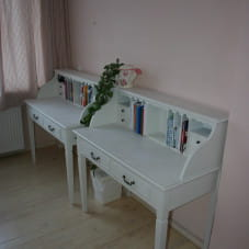 Romantyczny pokój nastolatek