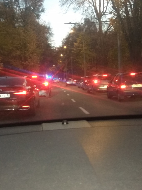 Skutki wypadku na pograniczu Sopotu i Gdyni
