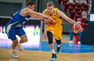 Trefl Sopot - Hapoel Eilat 85:88. Dreszczowiec w końcówce meczu koszykarzy