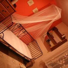 sypialnia księżniczki