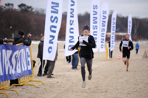Biegi na plaży Timex Cup
