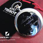 Grawer grawerowanie na zegarku na biżuterii głębokie