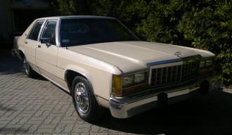 1987 FORD LTD Crown Victoria 5.0 EFI OHV