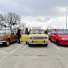 Pojazdy na Rajdzie Autosana