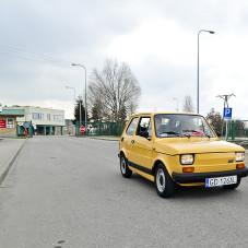 Pierwsze samochody, które wyruszyły w trasę śladami PKS-ów.