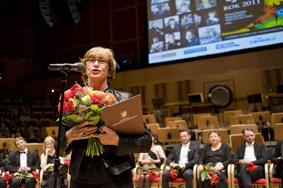 Elżbieta Sikora laureatka kategoria Kreacja