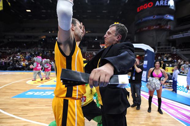Marcin Stefański i Jacek Karnowski