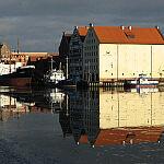styczeń 2008, nad Motławą_Gdańsk