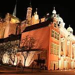 Kaplica Królewska za Bazyliką Mariacką