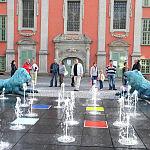 fontanna IV Kwartałów